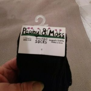 Peony & Moss Leg warmers